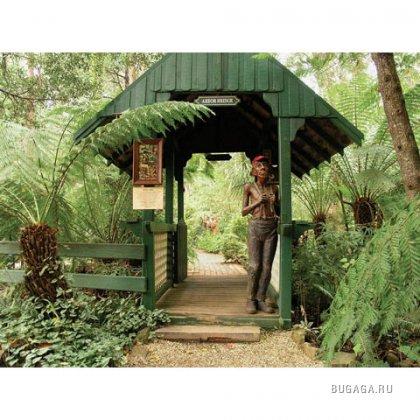 Bruno's Art & Sculpture Garden (8 фото)