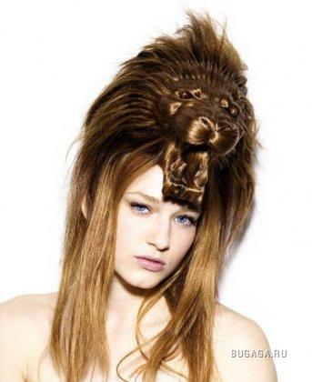 Креативные парики (15 фото)