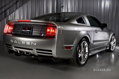 Saleen SA-25 Sterling Edition Mustang