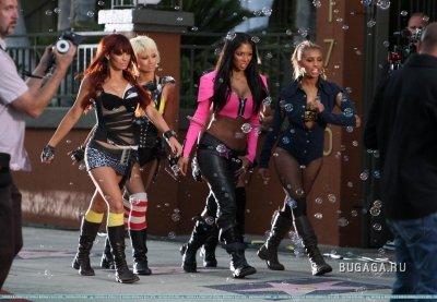 Nicole Scherzinger & Pussycat Dolls