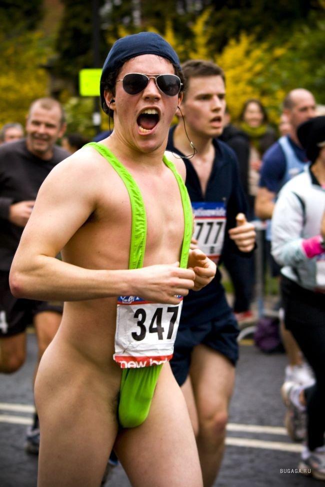 Картинки, прикольная картинка про бег