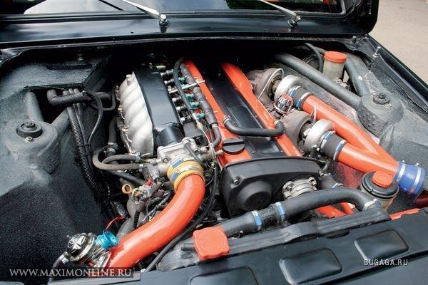 на классику двигатель м5