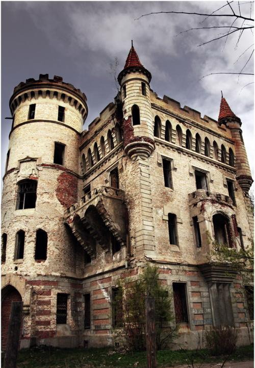 Замки и поместья России