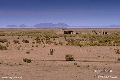 Пустынные миражи