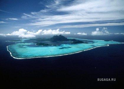 Сказочные острова Бора-Бора