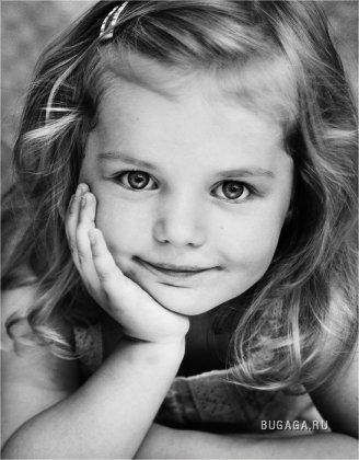 Портреты детей от Beata Osowska