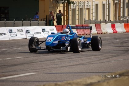 Moscow City Racing - 2008