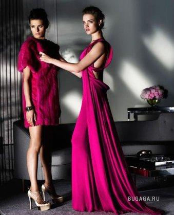 Versace f/w 2008-2009 Ads