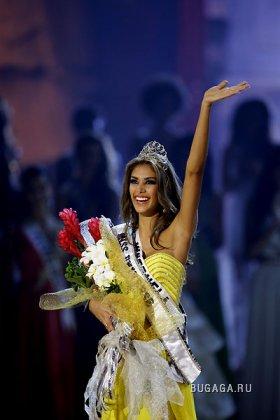 Мисс Вселенная - 2008
