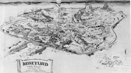 Диснейленд - с чего все начиналось
