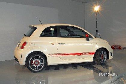 2008 Fiat 500 Abarth