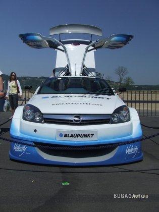 концептуальный тюнинг от Opel