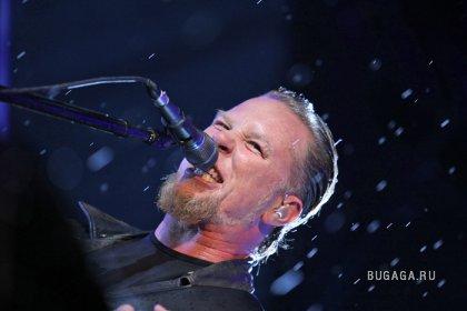 Фоторепортаж с концерта Metallica (г. Рига, 20.07.08)