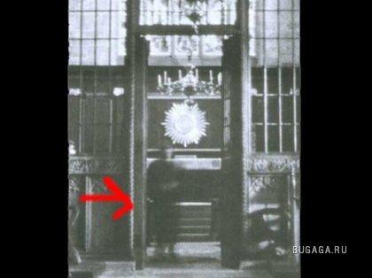 Самые известные фото привидений