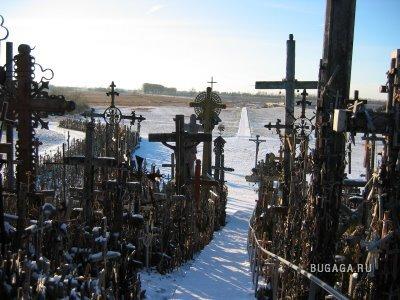 Гора крестов. Шауляй.