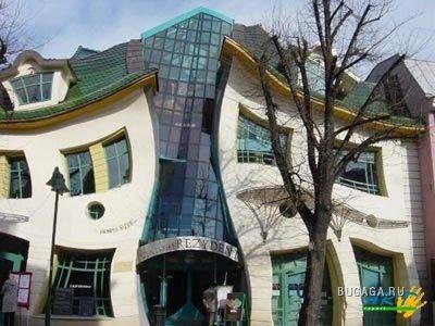 Интересная Архитектура Домов