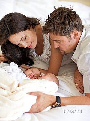 Jolie - Pitt family photo album from People magazine