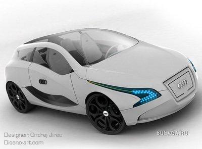 Новый концепт-кар Audi O