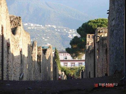 Италия: Салерно и Пампея