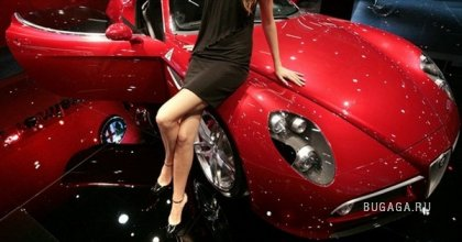 British International Motor Show