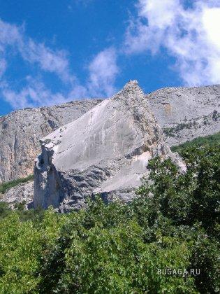 Люди и скалы