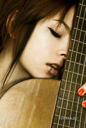 Подборка гитар
