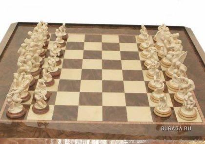 Порно шахматы)))