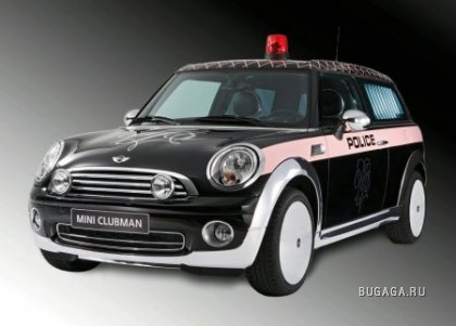 MINI Clubman �� Agent Provocateur