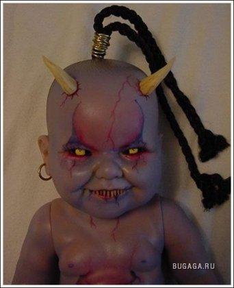 Куколки для непослушных детишек