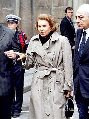 Самые богатые женщины Европы