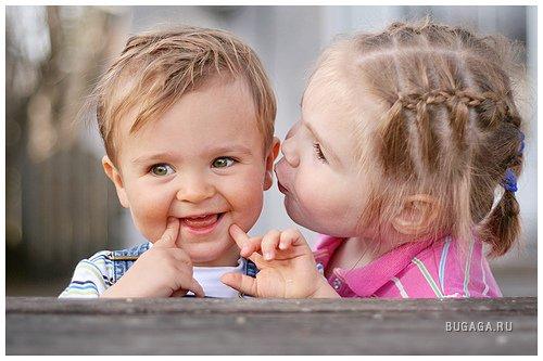 Детишки (32 фото)