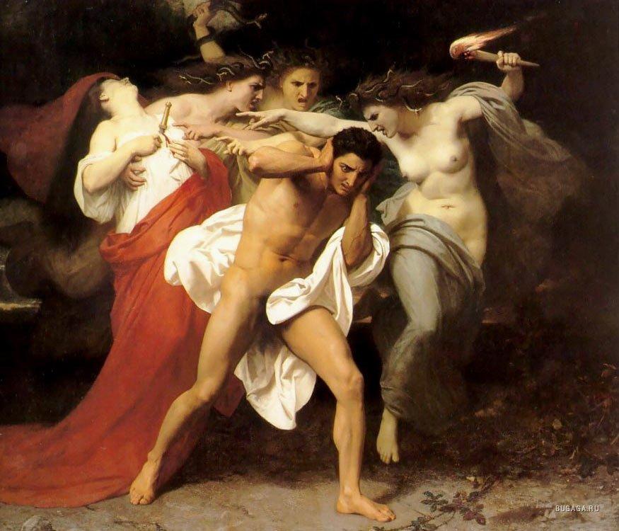 Греческие боги секса