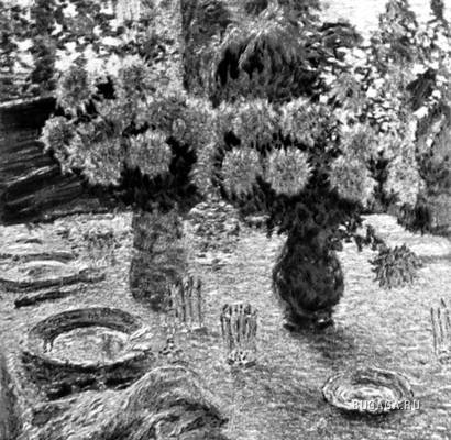Хризантемы-осенние цветы