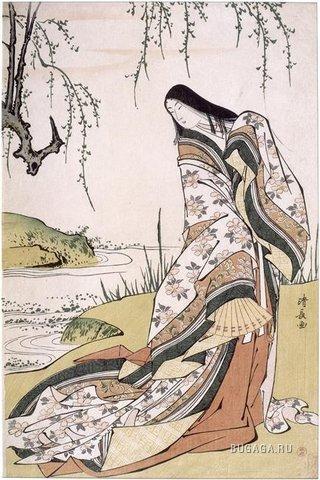 Японские гравюры