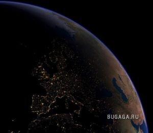 Планеты Земля (ночь)