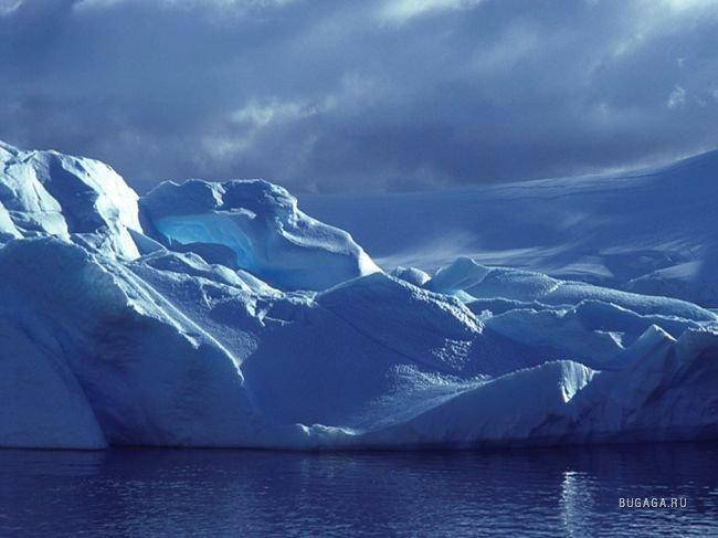 Скачать музыку в антарктиде льдины землю скрыли