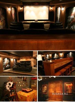Самые дорогие домашние кинотеатры в мире!