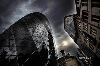 Лондон глазами Мариуса Хола