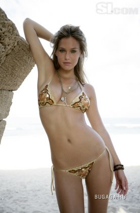 Bar Refaeli для Sports Illustrated