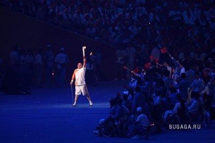 Церемония открытия Паралимпийских Игр в Пекине