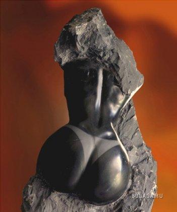 искусство - это прекрасно... скульптура