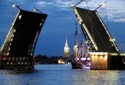 История Дворцового моста