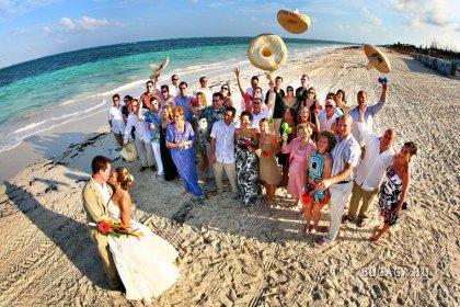 Свадьбы... у моря
