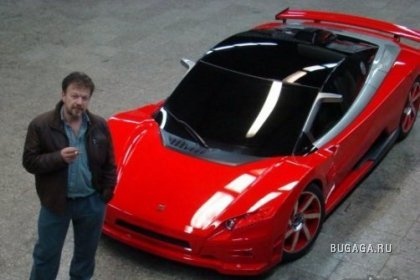 Лада Revolution III - спортивная машина дл яросийских дорог
