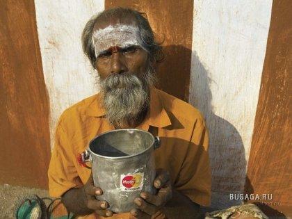 Реклама из жизни глазами Sharad Haksar