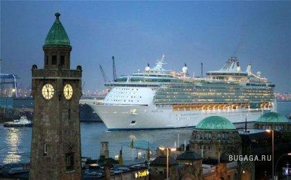 Яхты, корабли и лайнеры