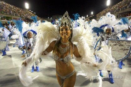 Карнавалы. Рио-де-Жанейро