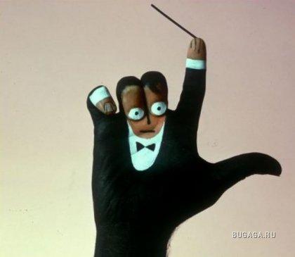 Искусство рук от Марио Мариотти!!!!