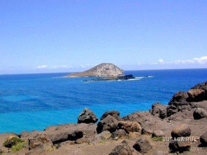 Гавайские острова.....