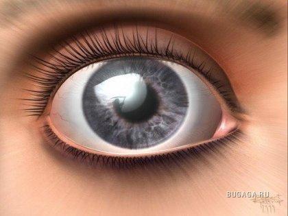 Шикарные глазки